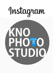 KNO PHOTO STUDIO Instagram